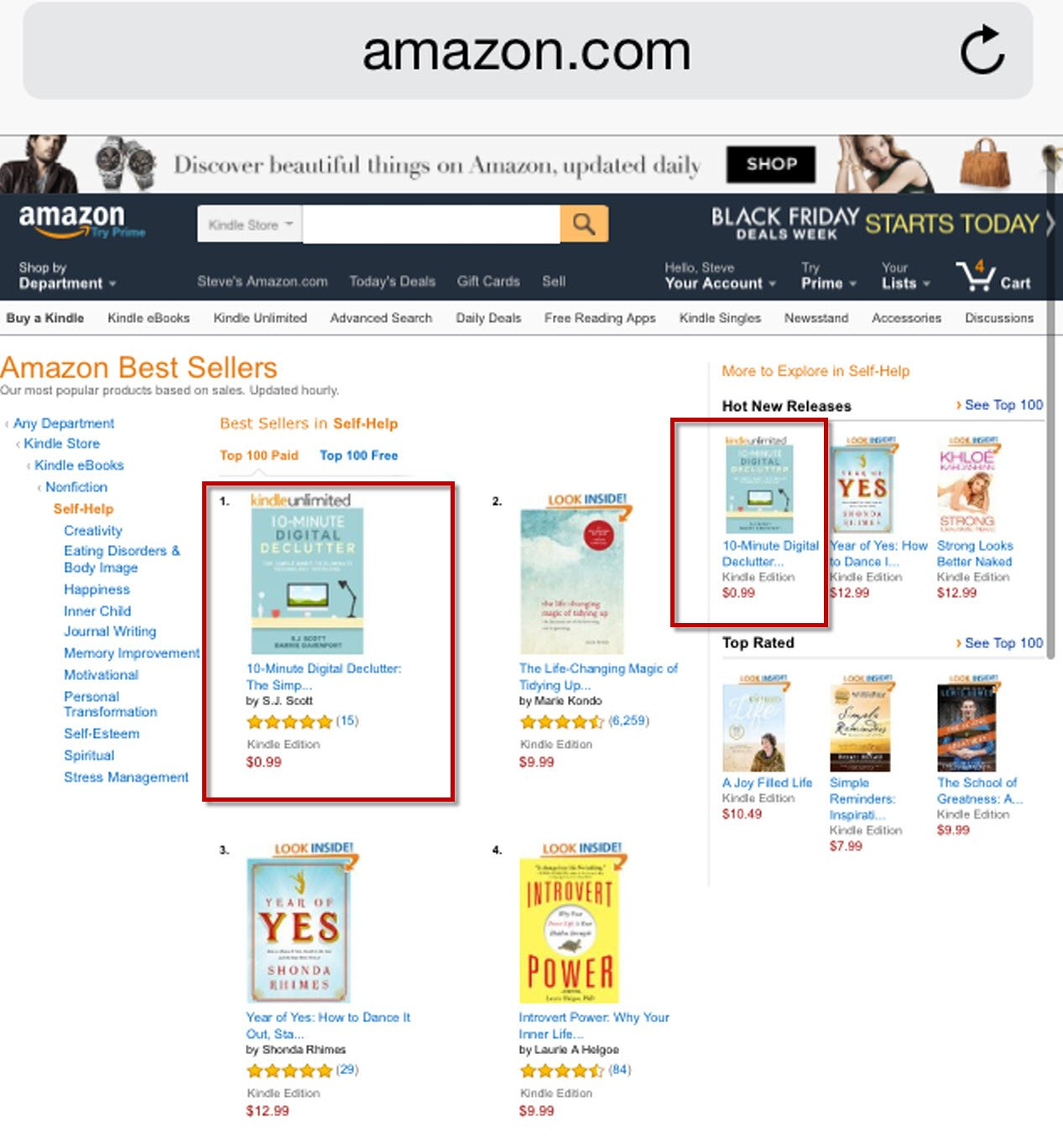 How to launch a book the 5 day plan that works 1 spot in both the top level fandeluxe Image collections
