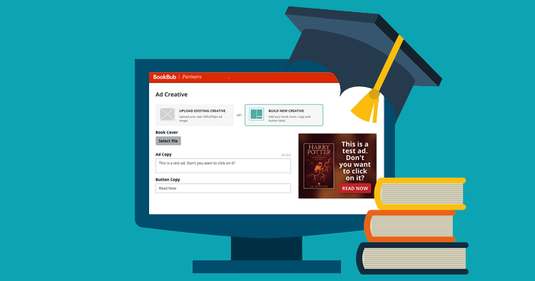 tutorial bookbub screenshot bookbub deal