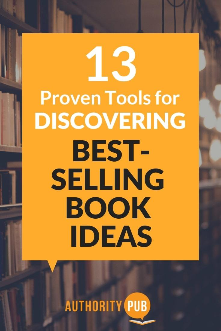 Let's dive into the 13 Resources For Generating Good Book Ideas and talk about how each is an important part of the research book ideas. #writing #writingtips #writingcommunity #writingprompts #writinginspiration #author #amwriting #selfpublishing