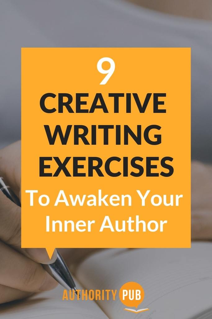 Try these 9 creative writing exercises to see what catches your imagination and awakens your inner author. #writing #writingtips #writingcommunity #writingprompts #writinginspiration #author #amwriting #selfpublishing