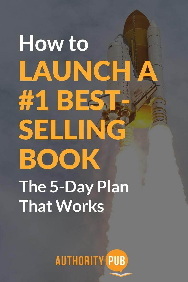 How to Launch a #1 Best-Selling Book - the exact, day-by-day launch plan that generated 2,000 sales for our latest book in five days.#writingcommunity #author #selfpublishing #books #marketing #marketingdigital #ebook #amazon #kindle #publishing