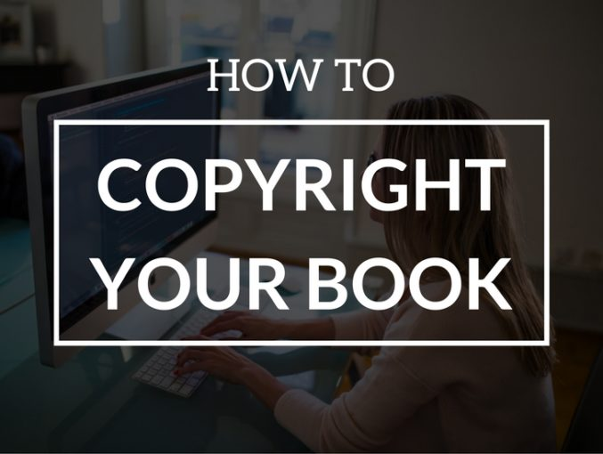 How to Copyright Your Book
