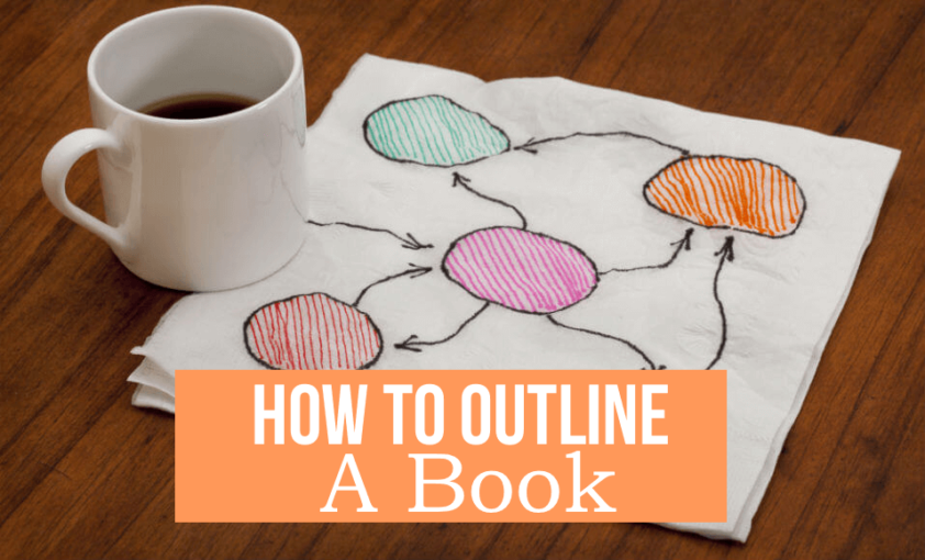 how to outline a book