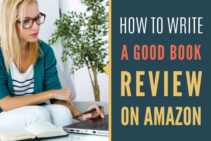 how to write a book review at amazon and other booksellers