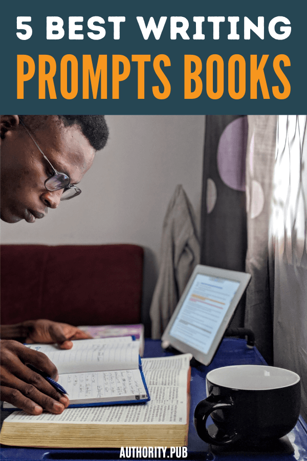 Looking for some writing inspiration? These 5 best writing prompt books could be exactly what you've been searching for.