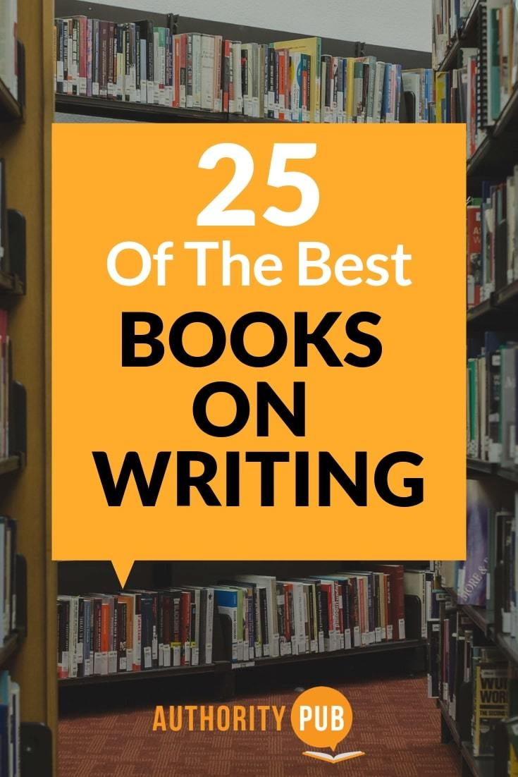 Discover what are the best books on writing #writing #author #writingcommunity