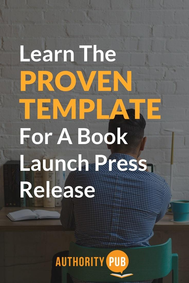 Learn the Winning Formula for a Book Press Release #author #selfpublishing #writing