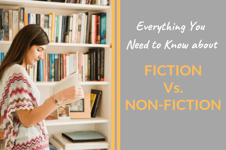 fiction vs nonfiction