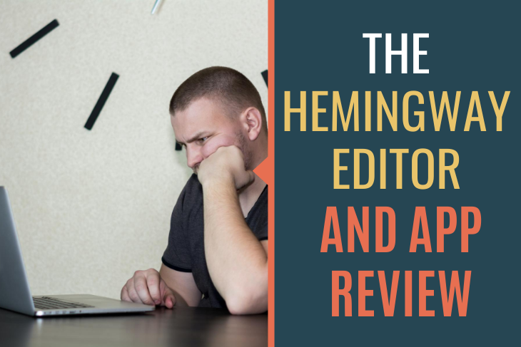 In writing, you'll need to target weak words and phrases and overly complex or long-winded sentences. Read this Hemingway editor review
