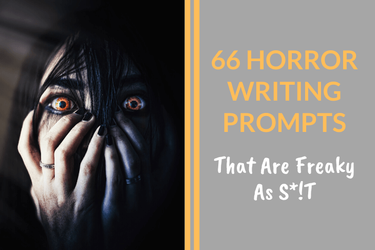 horror writing prompts