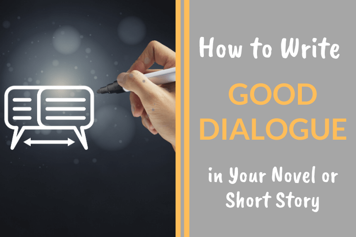 How to Write Good Dialogue