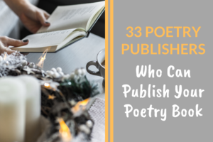 Poetry Publishers