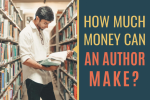 Ever wondered how much money can one earn being an author? Read this post as we break it down for you so you understand exactly how much you can make by writing and publishing your books.