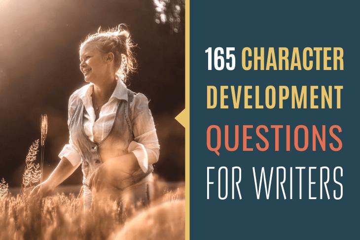 character development questions FI