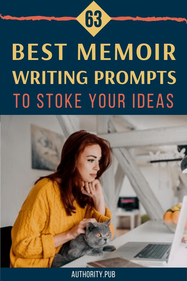 Best Memoir writing Prompts