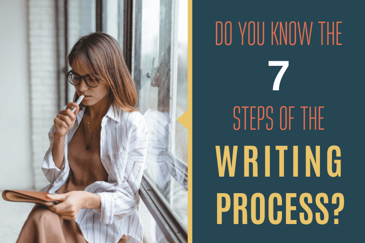 Do You Know The 7 Steps Of The Writing Process? FI