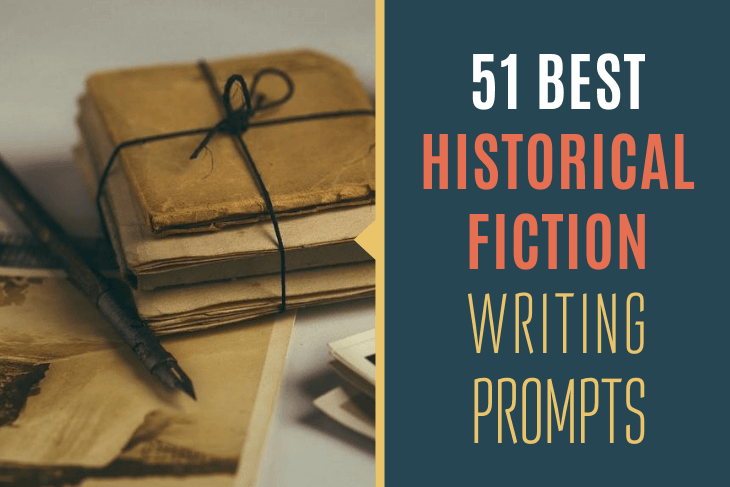 Historical Fiction Writing Prompts FI