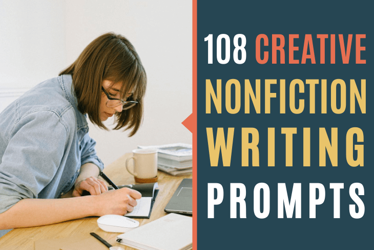Read our collection of nonfiction writing prompts that will definitely help you in your next nonfiction book.