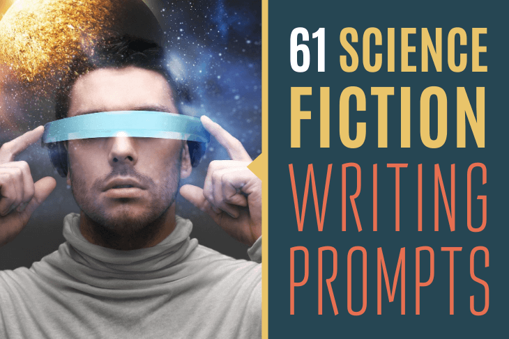 science fiction writing prompts FI