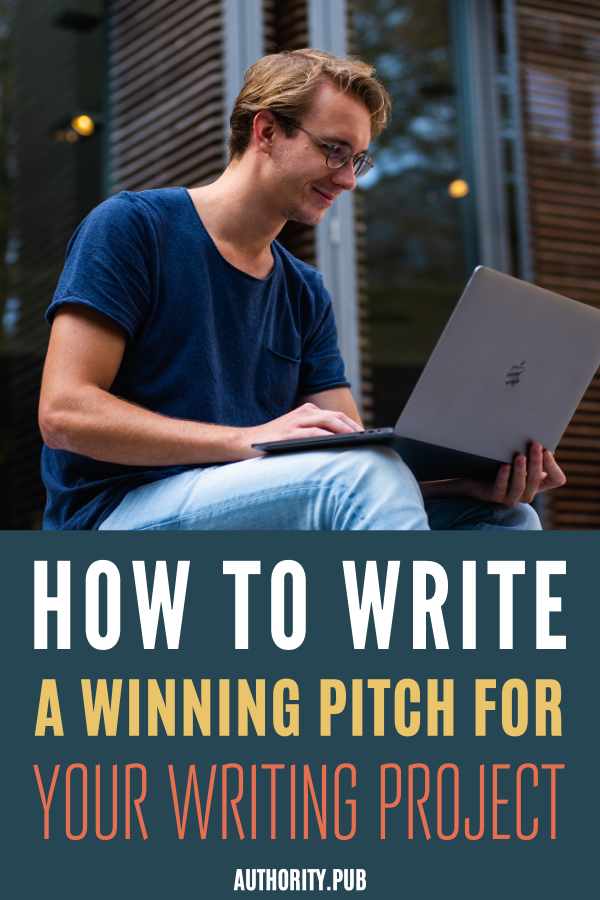 Writing a pitch is every bit as important to the success of your book as writing the book itself. Learn how to write a winning pitch in this post.