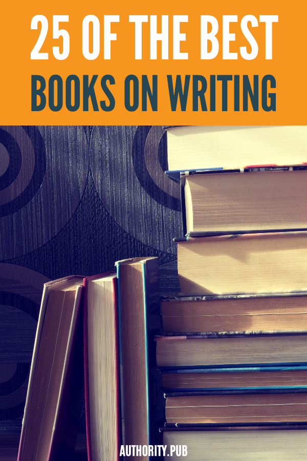 Want to develop more your skills as a writer? Or are you looking for the perfect gift for a writer you know? Check out these 25 useful and best books on writing.