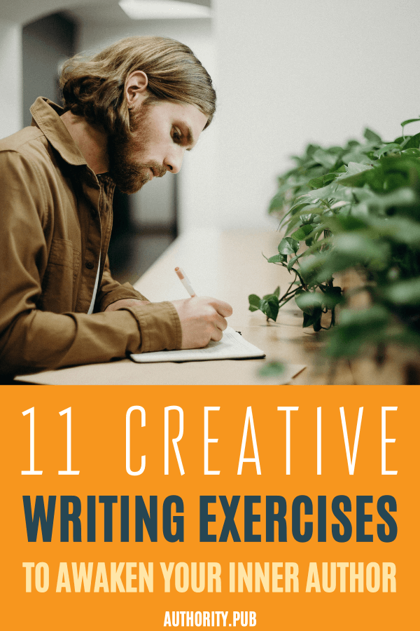 I believe there's a writer in all of us. Try these 11 creative writing exercises to see what catches your imagination and awakens your inner author. #writing #writingtips #writingcommunity #writingprompts #writinginspiration #author #amwriting #selfpublishing