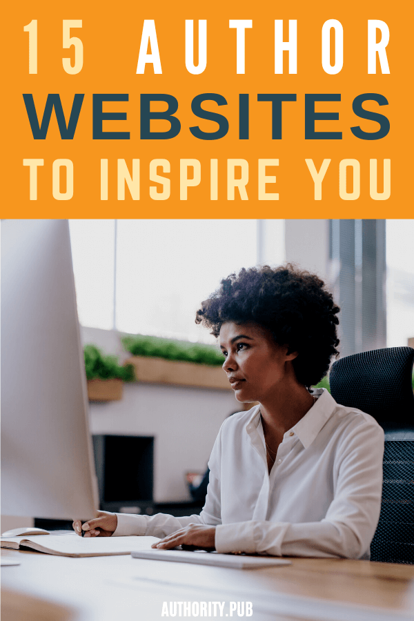 If you're an author -- or on your way to becoming one -- you've probably heard a lot about author websites and the importance of a stable online presence. #authors #blogs #author