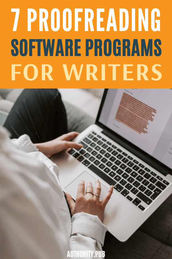 Do you want an app that focuses on spelling and grammar errors? Or one that can help you write with more clarity and elegance? Check out this post and check different proofreading software programs for writers.