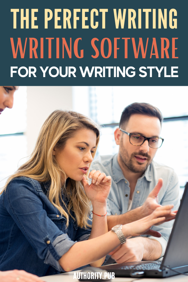 Know what you need to consider when looking for the best book writing software. #writing #writingtips #writingcommunity #writinginspiration #author #selfpublishing
