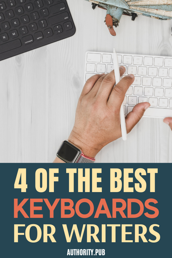 Since we type all day, every day, your keyboard needs to be functional and ergonomic to avoid repetitive injury over time. Look at our list of the best keyboards for writers.