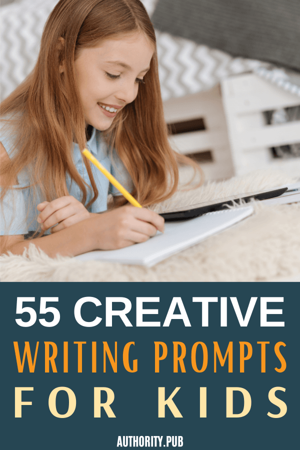 If you're a teacher looking to inspire your students to more creative writing, check out these 55 writing prompts for kids.