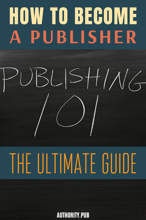 Do you want to start a business as a publisher but don't know how? If you want to know how to become a publisher, we've got you covered with our ultimate step-by-step guide.