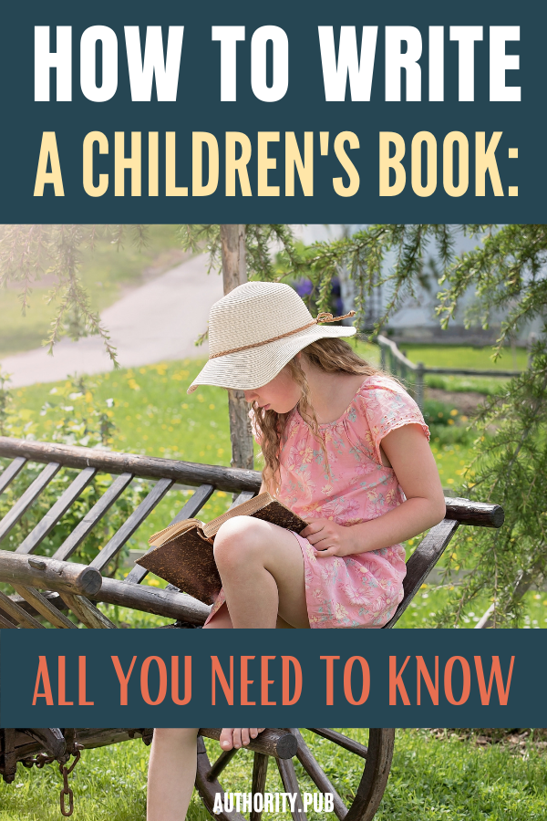Interested in writing children's books? Maybe you already have a particular smiling face in mind -- or a classroom full of them. #howtowrite #writer #writing