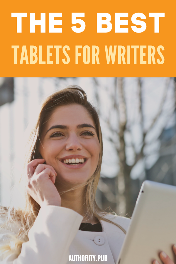 For writers, a tablet is a fantastic way to take their work anywhere they need to go. Check out our review of the best tablets for writers.