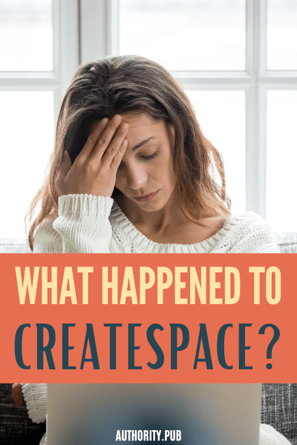 CreateSpace is used to be the print-on-demand service of choice for self-publishing authors who wanted a paperback option listed on the same Amazon page as their published ebook. #selfpublish #author #books