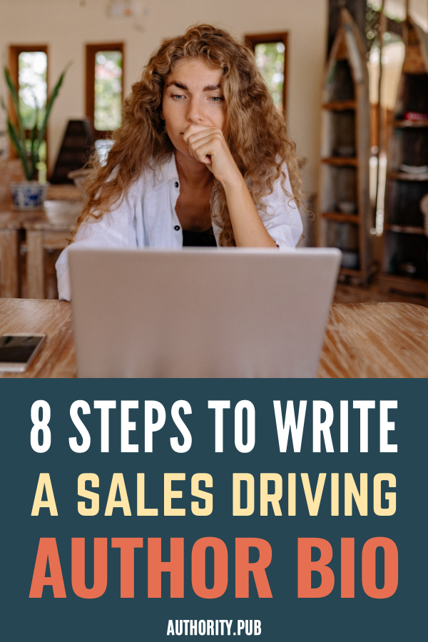 What are the 8 steps on writing an author bio? Read on this post and discover what you should do and not do in writing a compelling author bio.