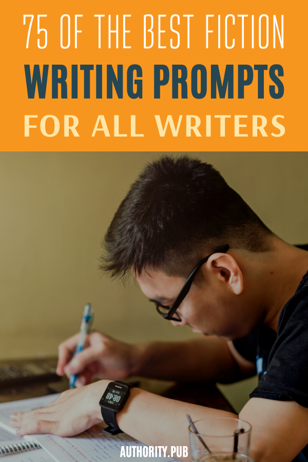 Here are 75 Writing Prompts to Inspire Your Book Ideas. fantasy writing prompts | daily writing prompts | fiction writing prompts | creative writing prompts | #writing #writingtips #writingcommunity #writingprompts #writinginspiration #author #amwriting #selfpublishing