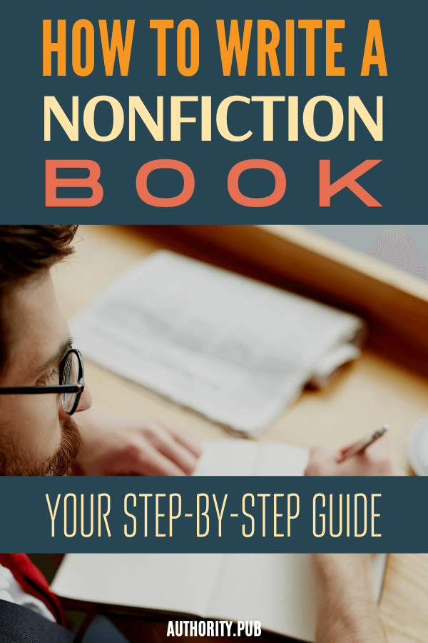 You have a great idea for a nonfiction book, but you don't know how to get started — and you're not sure it would even sell. How do you first verify that there's a paying market for your book idea and then create the book those readers are looking for? #writingtips #nonfiction #writer