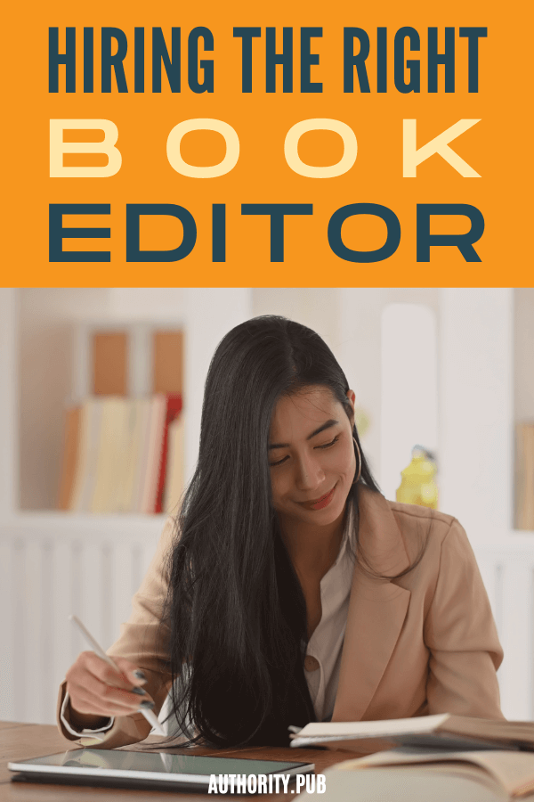 You've spent a lot of time writing your book — now, make sure it's the best it can be by hiring an editor.  Working on a book or novel is a labor of love. You spend hours, days, months or maybe even years working on your story. You pour your heart and soul into it. If you're a fiction writer you've meticulously created your world and developed each of the characters. #editor #author #writer