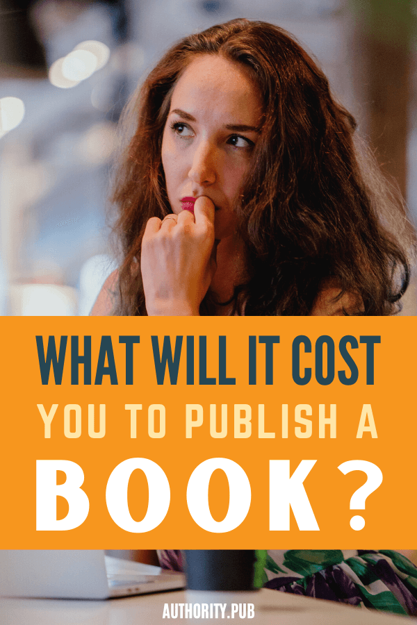 """""""How much does it cost to publish a book?"""" is second only to the question of how to publish a book. #publish #author #selfpublish"""