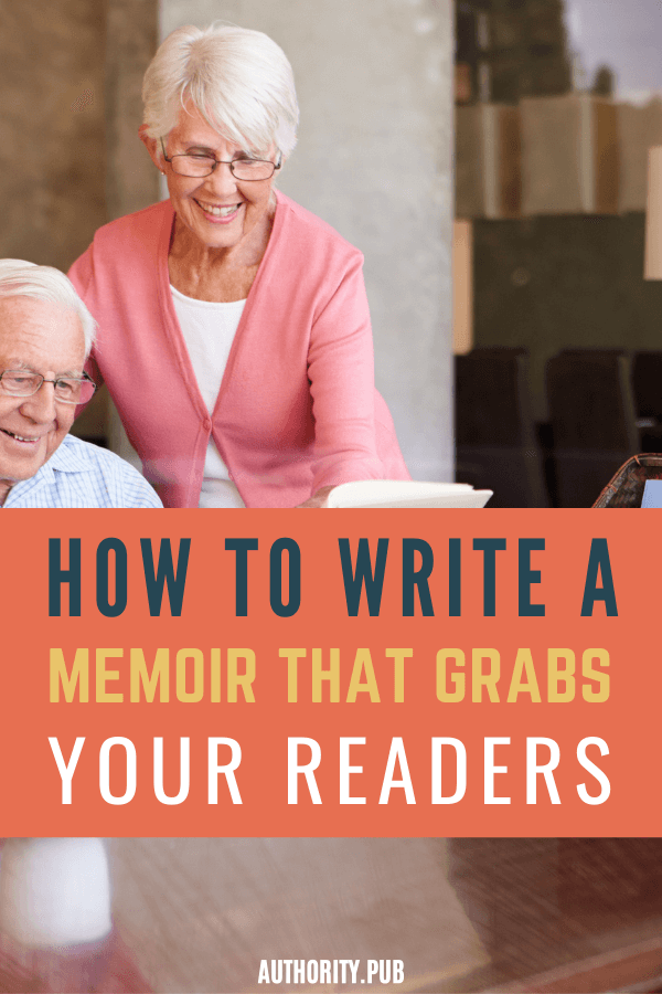 "Writing a memoir is not the same as writing a book about your life. While you'll use anecdotes from your own life to tell a compelling story, the real star of your memoir is your reader. And the real message isn't, ""This is why you should remember me,"" but ""This is something you can do, too."" #author #writingtips #writer"