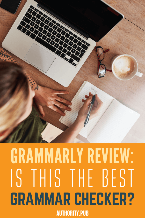 Even though I was an English major in college, and I have focused on writing for a large part of my life, I still overlook some errors in my writing. Some grammar rules have changed over time, and it can be challenging to relearn what was ingrained in your brain when you were younger. #grammarly #author #writer