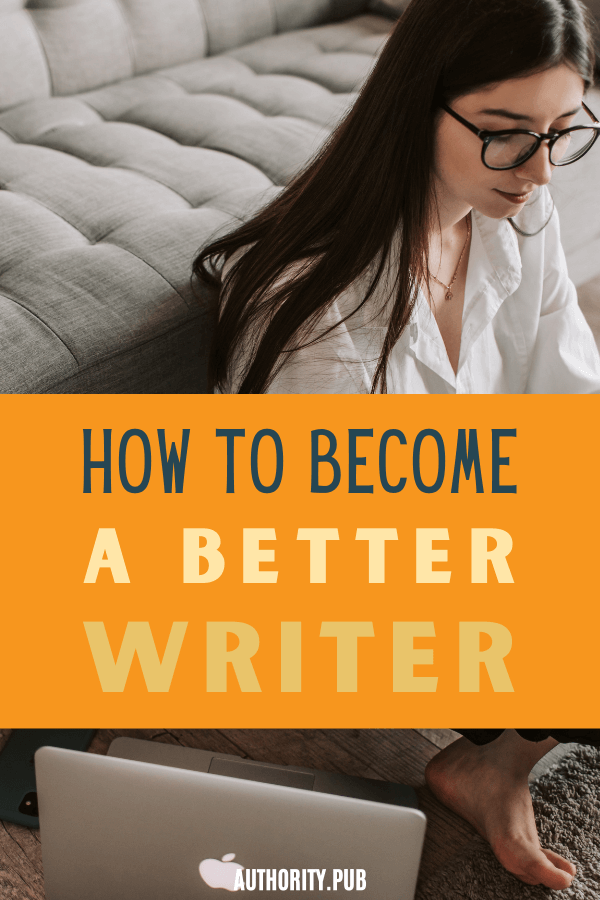 Learn how to become a better writer. by reading this post as we share 10 tips to becoming a better writer.