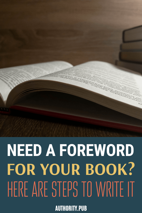 Writing foreword may or may not be necessary for a book. If ever you are wondering if writing it can help your new book, then read this post. Also, get to know the steps on how to write a foreword.