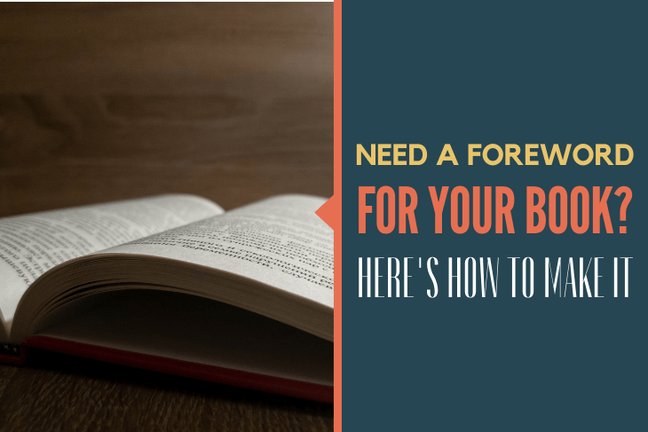 Steps in Writing Foreword