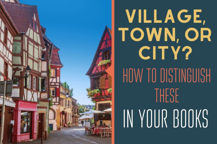 Town Vs. Village