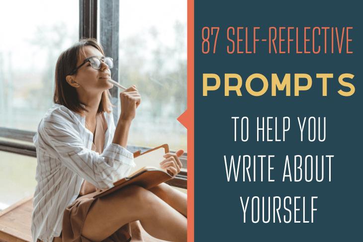 self-reflective prompts